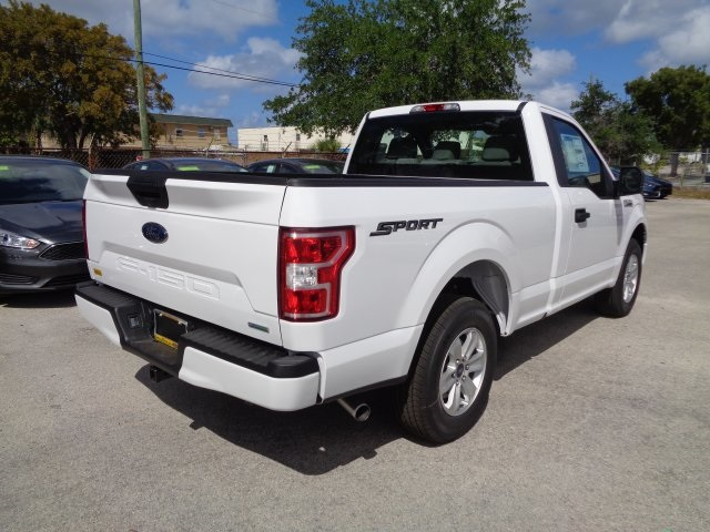 2018 F-150 Regular Cab 4x2,  Pickup #FD87720 - photo 2