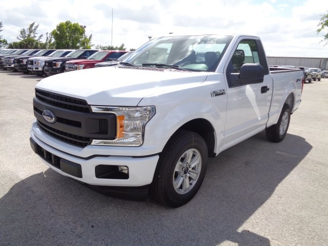 2018 F-150 Regular Cab 4x2,  Pickup #FD87720 - photo 6