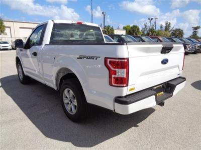 2018 F-150 Regular Cab 4x2,  Pickup #FD87720 - photo 5