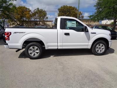 2018 F-150 Regular Cab 4x2,  Pickup #FD87720 - photo 11