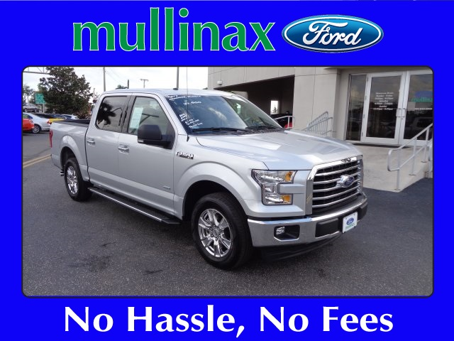 2017 F-150 Super Cab Pickup #FE05881 - photo 1
