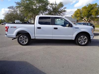 2018 F-150 SuperCrew Cab 4x2,  Pickup #FF53545 - photo 8