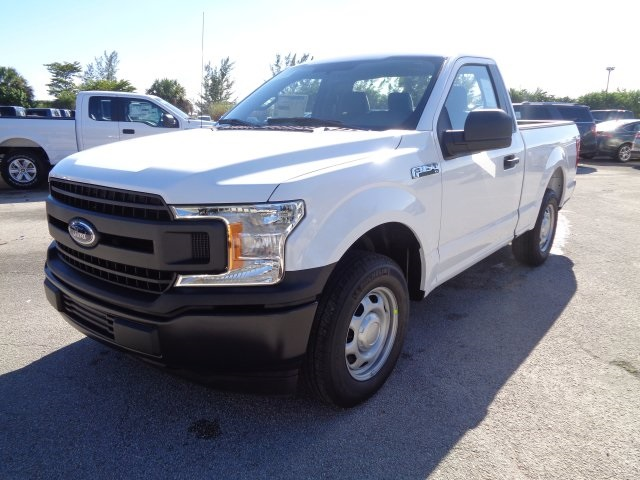 2018 F-150 Regular Cab 4x2,  Pickup #FF87520 - photo 7