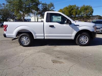 2018 F-150 Regular Cab 4x2,  Pickup #FF87520 - photo 8
