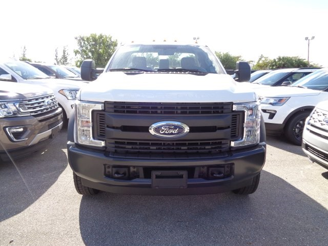 2019 F-550 Regular Cab DRW 4x2,  Cab Chassis #HA10924 - photo 3
