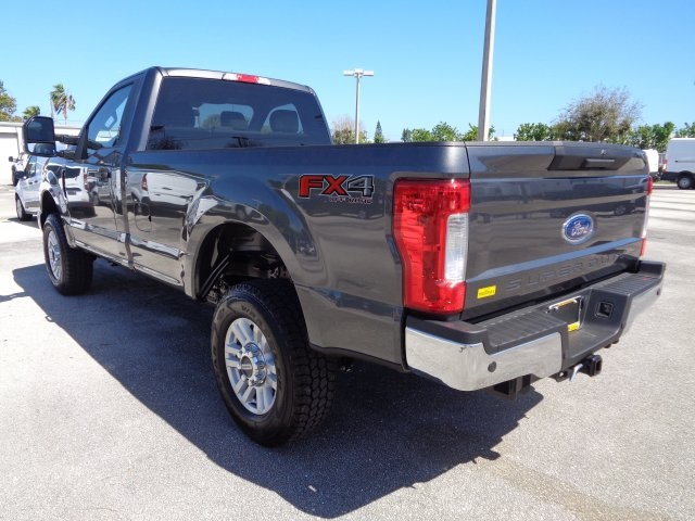 2018 F-350 Regular Cab 4x4,  Pickup #HB57127 - photo 5