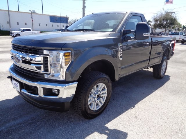 2018 F-350 Regular Cab 4x4,  Pickup #HB57127 - photo 6