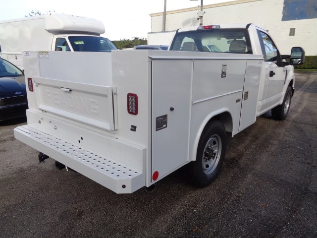 2018 F-250 Regular Cab 4x2,  Reading Service Body #HB61280 - photo 2