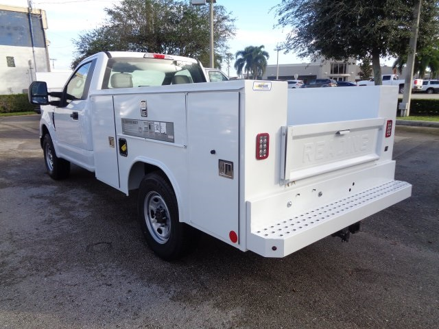 2018 F-250 Regular Cab 4x2,  Reading Service Body #HB61280 - photo 6