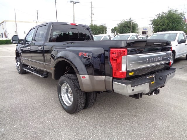 2018 F-350 Crew Cab DRW 4x4,  Pickup #HC05050 - photo 5