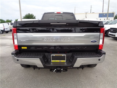 2018 F-350 Crew Cab DRW 4x4,  Pickup #HC05050 - photo 4