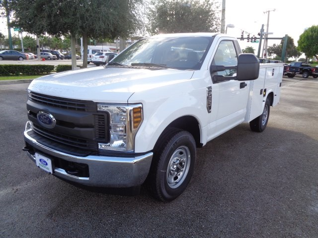 2018 F-250 Regular Cab 4x2,  Knapheide Standard Service Body #HC21602 - photo 7