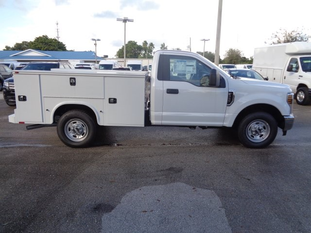 2018 F-250 Regular Cab 4x2,  Knapheide Standard Service Body #HC21602 - photo 8