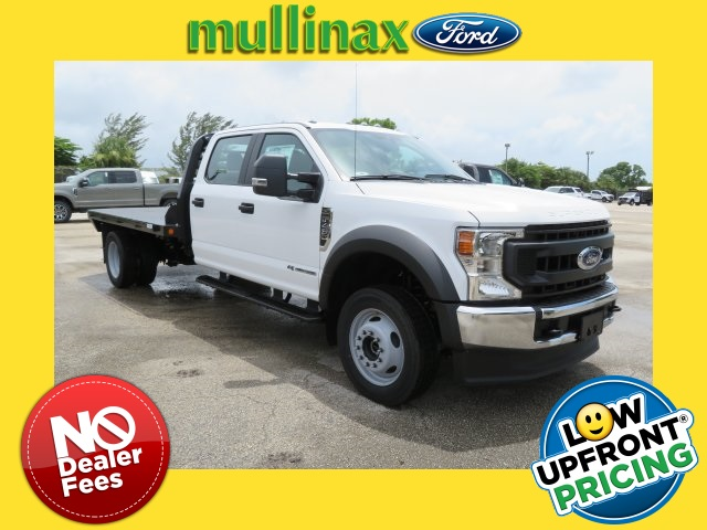 2020 Ford F-450 Crew Cab DRW 4x4, Freedom Platform Body #HD42482 - photo 1