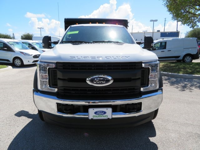 2019 F-550 Crew Cab DRW 4x4,  Cab Chassis #HD55481 - photo 3