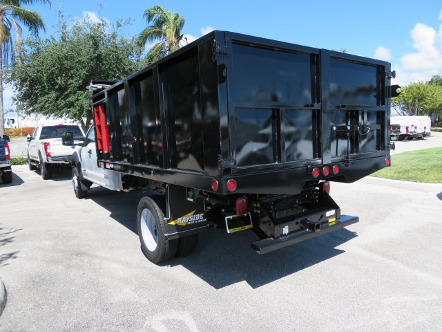 2019 F-550 Crew Cab DRW 4x4,  Cab Chassis #HD55481 - photo 6