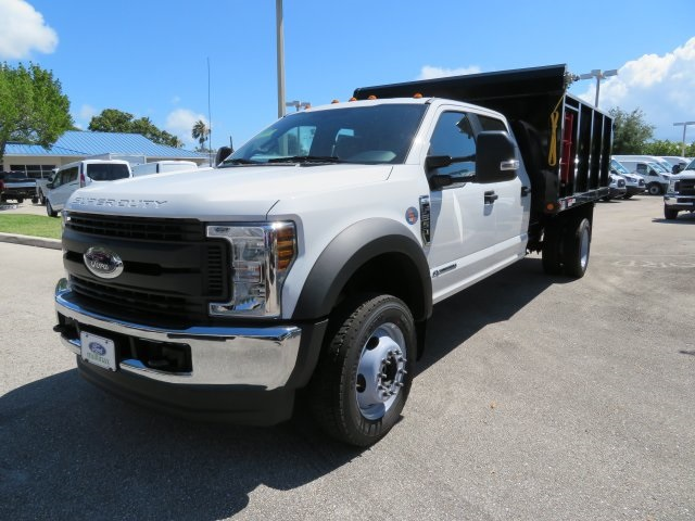 2019 F-550 Crew Cab DRW 4x4,  Cab Chassis #HD55481 - photo 7