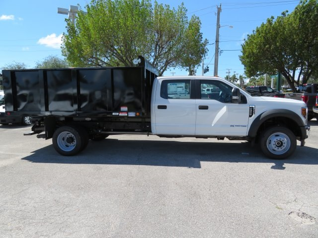 2019 F-550 Crew Cab DRW 4x4,  Cab Chassis #HD55481 - photo 8