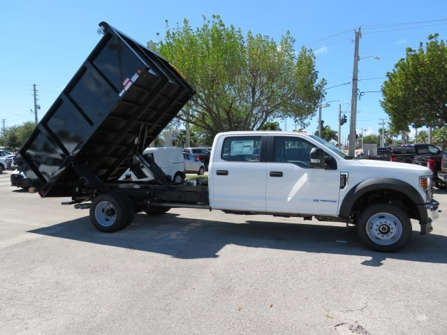 2019 F-550 Crew Cab DRW 4x4,  Cab Chassis #HD55481 - photo 9