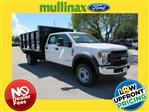 2019 F-550 Crew Cab DRW 4x4,  Cab Chassis #HD55481 - photo 1