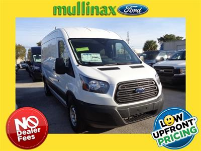 2019 Transit 250 Med Roof 4x2,  Empty Cargo Van #RA34741 - photo 1