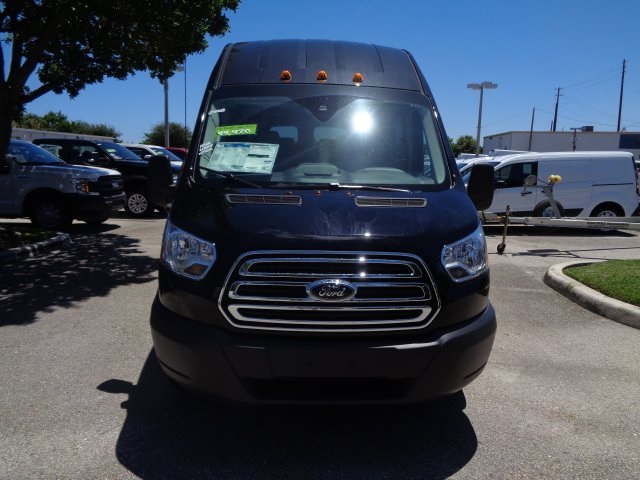 2018 Transit 350 HD High Roof DRW 4x2,  Passenger Wagon #RA94709 - photo 3