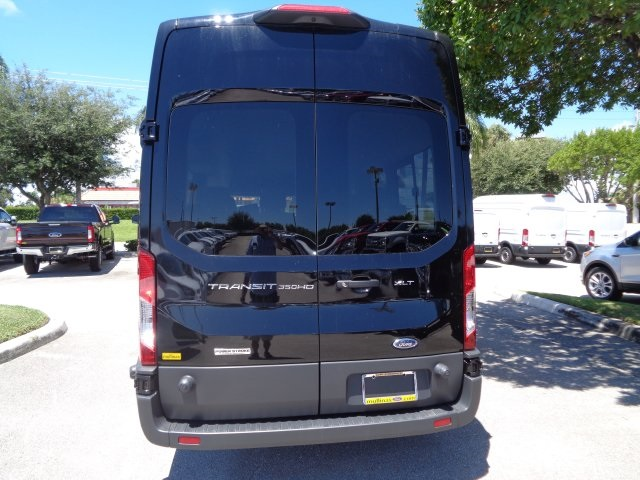 2018 Transit 350 HD High Roof DRW 4x2,  Passenger Wagon #RA94709 - photo 4