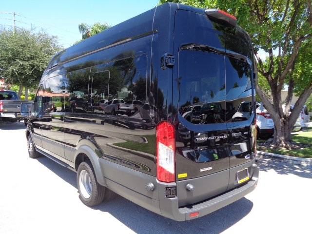 2018 Transit 350 HD High Roof DRW 4x2,  Passenger Wagon #RA94709 - photo 6