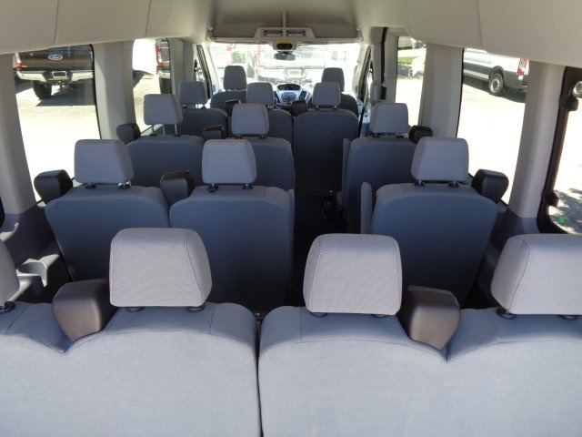 2018 Transit 350 HD High Roof DRW 4x2,  Passenger Wagon #RA94709 - photo 21