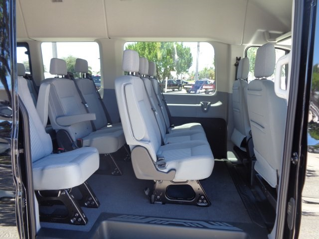 2018 Transit 350 HD High Roof DRW 4x2,  Passenger Wagon #RA94709 - photo 23