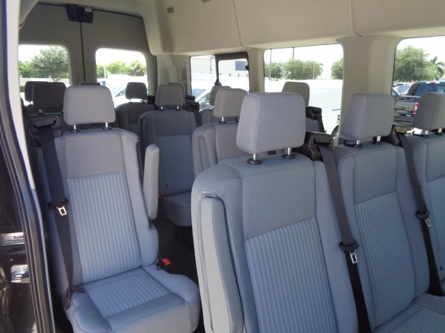 2018 Transit 350 HD High Roof DRW 4x2,  Passenger Wagon #RA94709 - photo 24