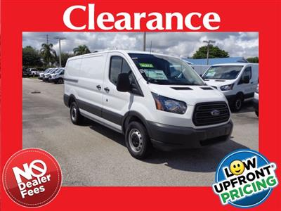 2018 Transit 250 Low Roof 4x2,  Empty Cargo Van #RB10497 - photo 1