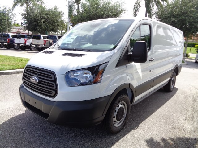 2018 Transit 250 Low Roof 4x2,  Empty Cargo Van #RB13494 - photo 8