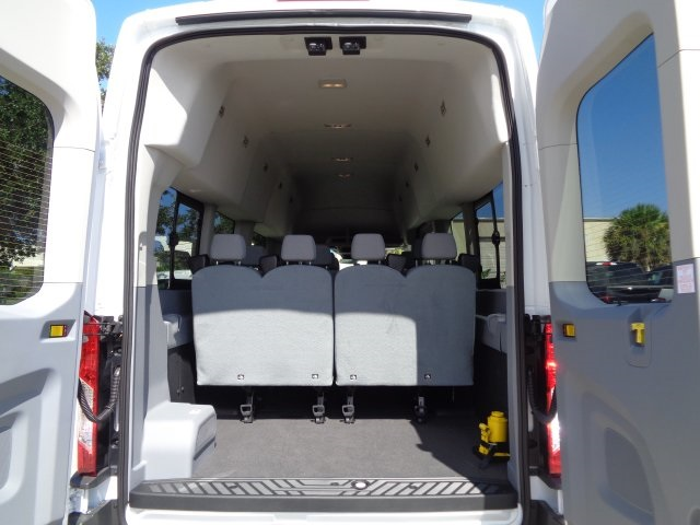 2017 Transit 350 HD High Roof DRW Passenger Wagon #RB24939 - photo 9