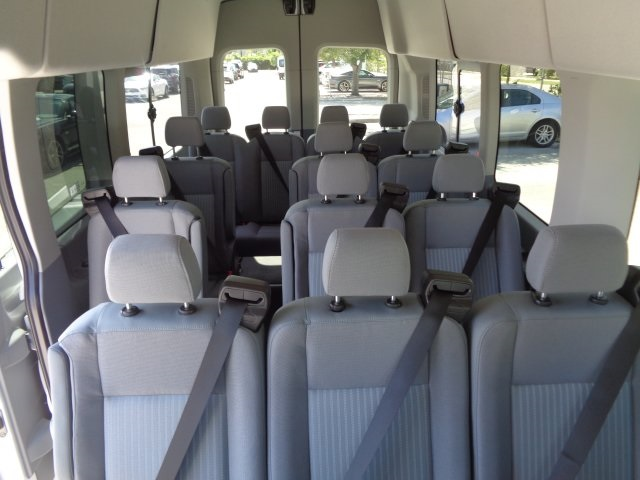 2017 Transit 350 HD High Roof DRW Passenger Wagon #RB24939 - photo 28