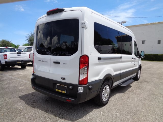 2018 Transit 350 Med Roof 4x2,  Passenger Wagon #RB27967 - photo 2