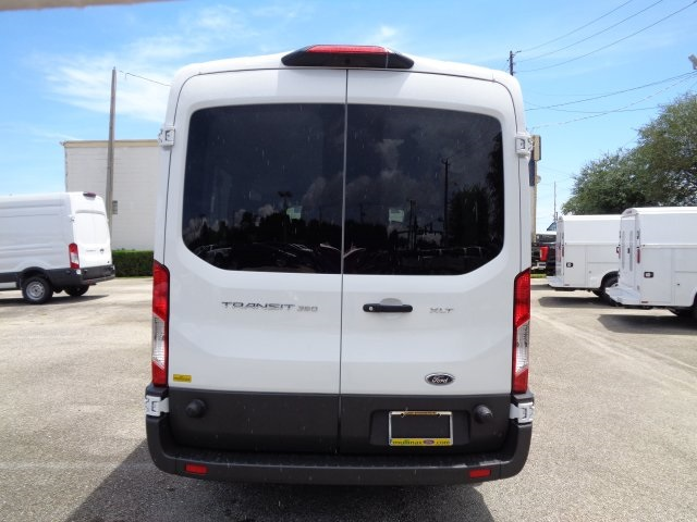 2018 Transit 350 Med Roof 4x2,  Passenger Wagon #RB27967 - photo 4