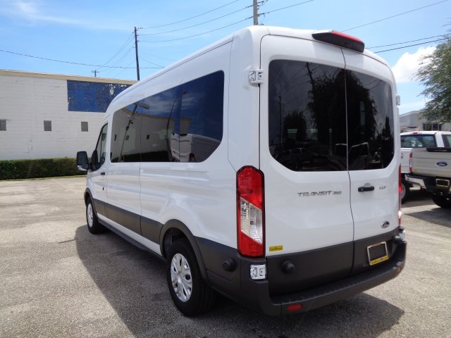 2018 Transit 350 Med Roof 4x2,  Passenger Wagon #RB27967 - photo 6
