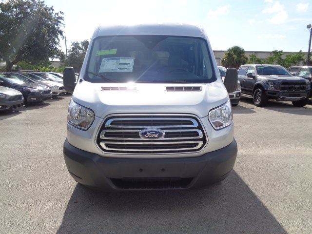 2018 Transit 350 Med Roof 4x2,  Passenger Wagon #RB27968 - photo 3