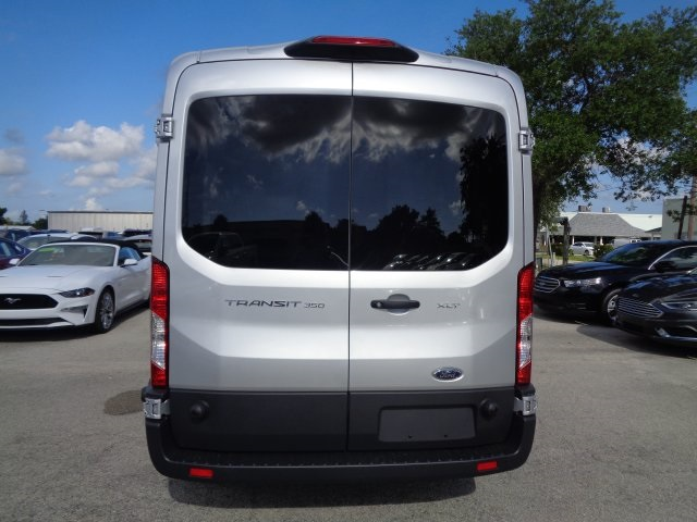 2018 Transit 350 Med Roof 4x2,  Passenger Wagon #RB27968 - photo 4