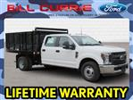 2018 F-350 Crew Cab DRW 4x2,  Knapheide Platform Body #181010 - photo 1