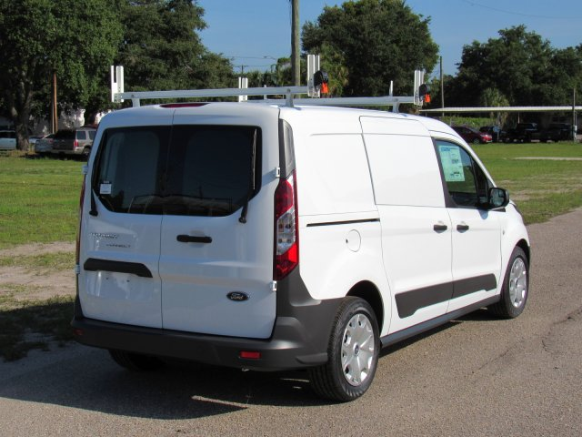 2018 Transit Connect 4x2,  Upfitted Cargo Van #181076 - photo 4
