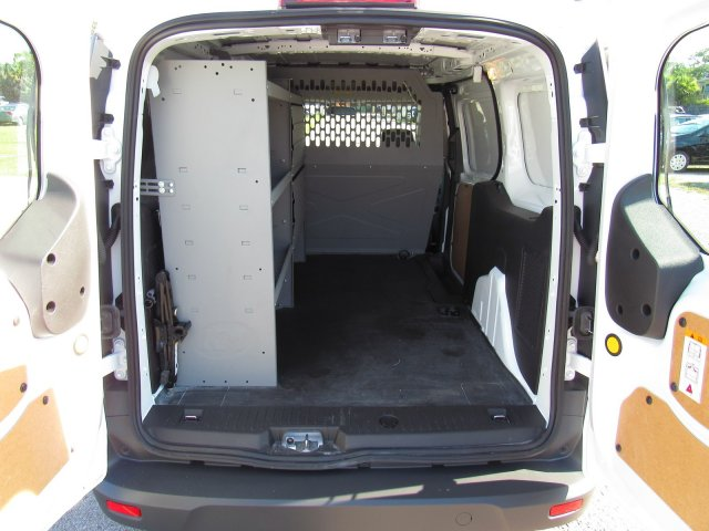 2018 Transit Connect 4x2,  Upfitted Cargo Van #181076 - photo 2