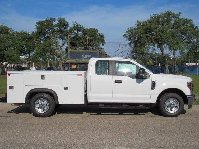 2018 F-250 Super Cab 4x2,  Monroe Service Body #181159 - photo 3