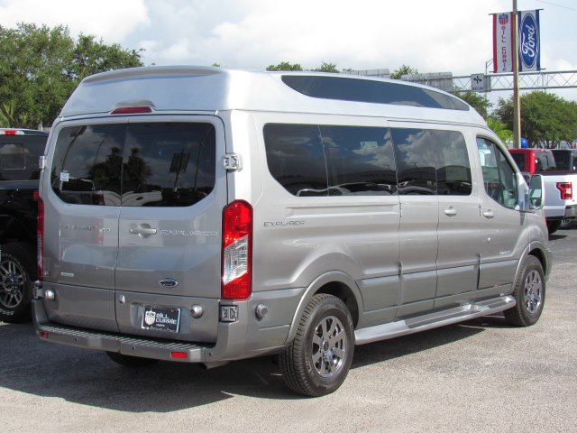 2018 Transit 150 Low Roof 4x2,  Passenger Wagon #181270 - photo 2