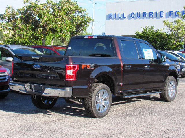 2018 F-150 SuperCrew Cab 4x4,  Pickup #181472 - photo 2