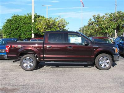2018 F-150 SuperCrew Cab 4x4,  Pickup #181472 - photo 3