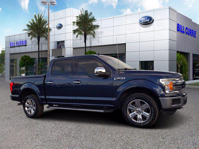 2018 F-150 SuperCrew Cab 4x4,  Pickup #181535 - photo 1