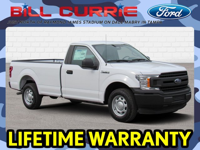2018 F-150 Regular Cab 4x2,  Pickup #181556 - photo 1