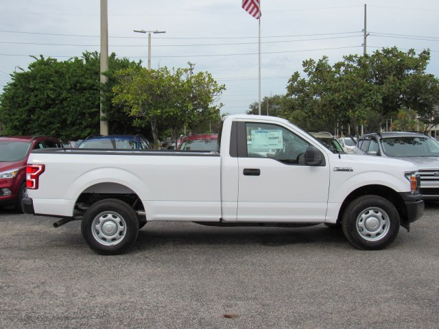 2018 F-150 Regular Cab 4x2,  Pickup #181556 - photo 3